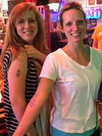 glitter tattoos for all ages, festival fun, restaurant entertainment
