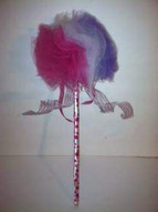 Poof wands party favors
