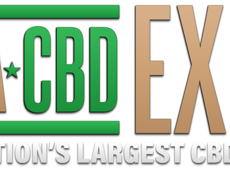 Get ready for the Nation's Largest CBD Event.
