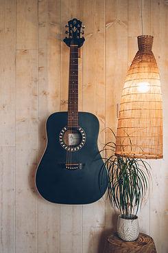 le calme, la musique et le bien être dans votre cabane perchée