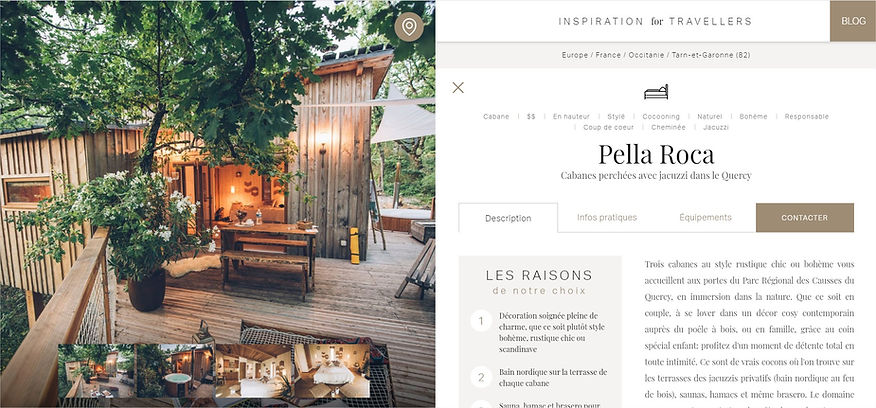 Pella Roca  Destination  Inspiration for