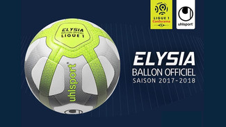 The New Ligue 1 Ball for the 2017-2018 Season