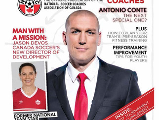 NSCAC's New Publication Just Released; Former Players deVos, Wilkinson Featured in INaugural Issue