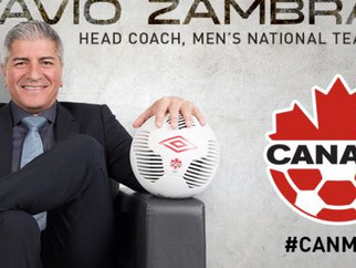 Canada Soccer introduces new Head Coach Octavio Zambrano to lead the Men's National Team Program