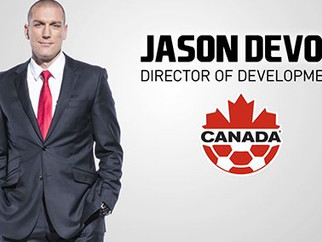 Exclusive Jason deVos Interview in The Journal for Soccer Coaches