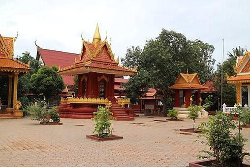 Храм Wat Tmei