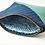 Thumbnail: Medium Quilted Zipper Pouch 03
