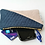 Thumbnail: Small Quilted Zipper Pouch 05