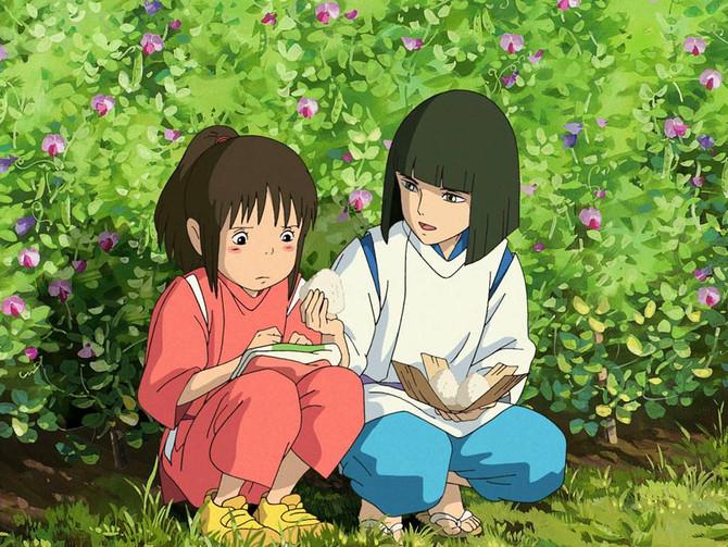 Онигири в Японском кино