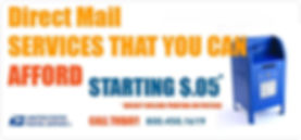 Direct Mail Printing
