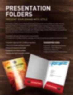 Las Vegas Pocket Folders