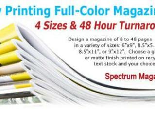 Tips for Short run Printing for Books