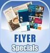 Las Vegas Print Shop offers Flyer Specials