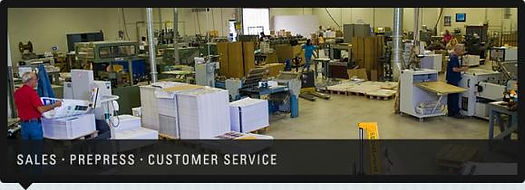 Printing Company Equipment