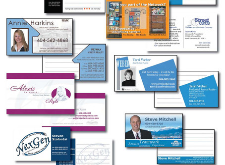 Spectrum and The Evolution of Business Cards