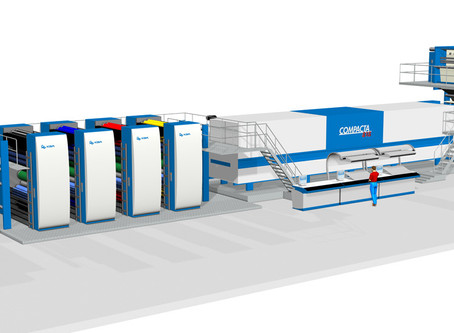 What is web offset printing