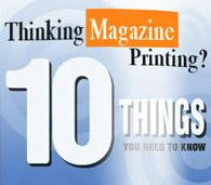Magazine Printing: Things to Think About and Do to Assure the Best Quality