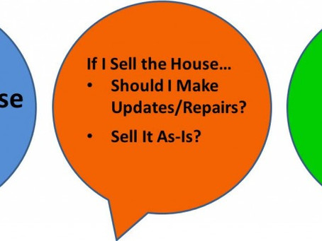 To Sell Or Keep Your Inherited Home?