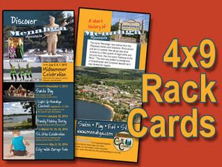 Rack Card Marketing Strategies
