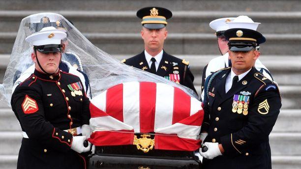 Senator John McCain Funeral