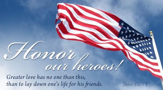American Flag, Memorial Day