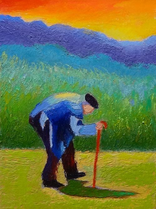 Old Man Stroll
