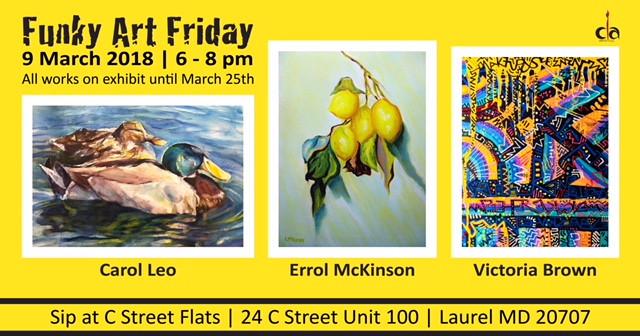 Funky art Friday