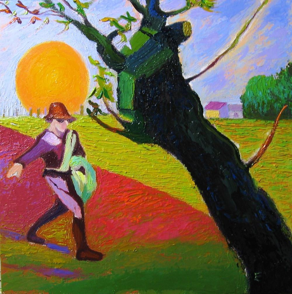 The Sower, Errol McKinson