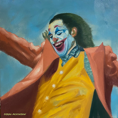 Joker In Motion
