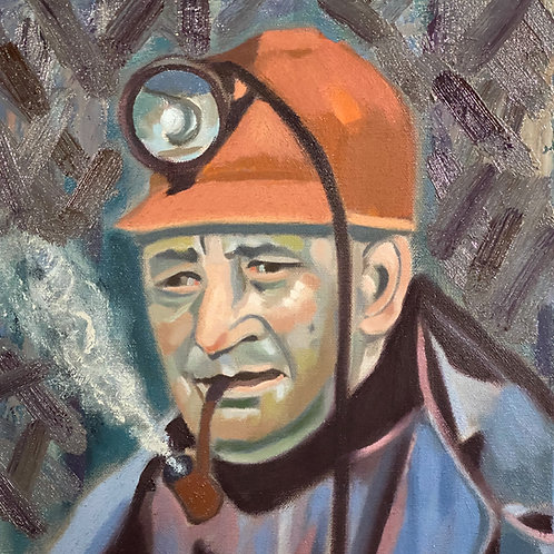 The Coal Miner - Jake the Foreman