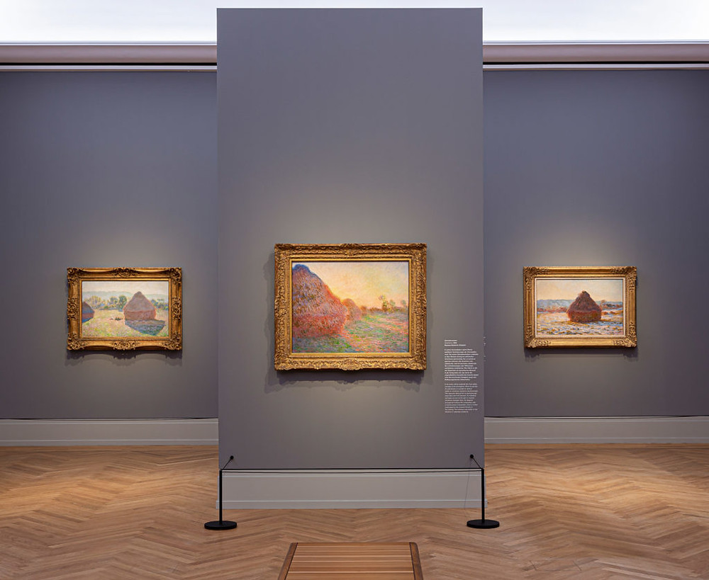 "Monet. Places"" at Museum Barberini in Potsdam"