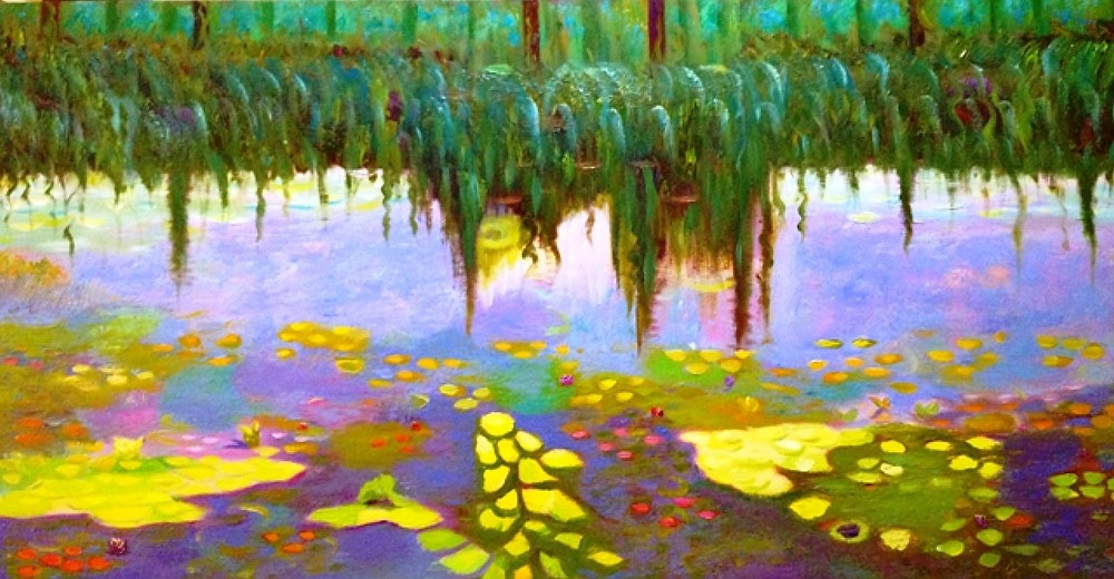 Water Lilies XVI