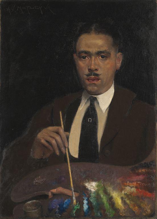 Archibald John Motley, Junior