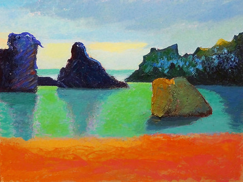 Cliffs at Horse Shoe Bay (SOLD)