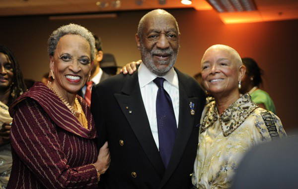 Johnetta Cole, Bill Cosby and Wife