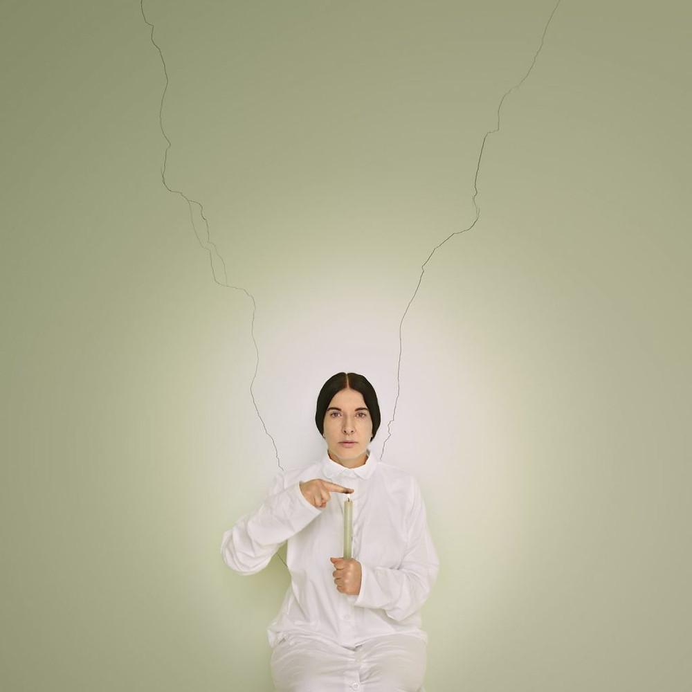 Marina Abramović. Photo courtesy of the Centre of Contemporary Art Znaki Czasu in Torun.