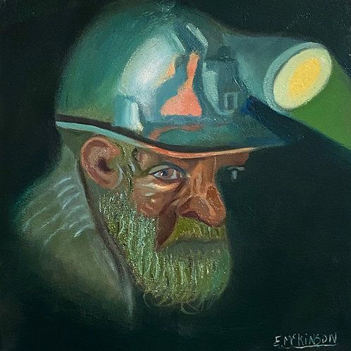 The Coal Miner - Jerry the Supply Man