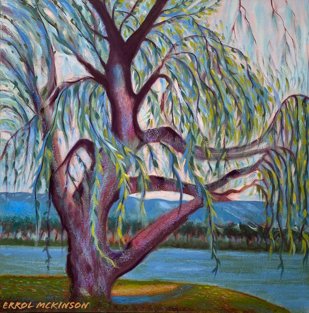 Weeping Willow X at Giverny