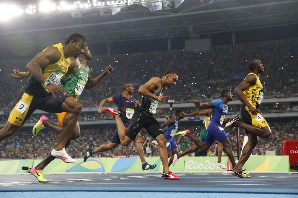 Usain Bolt Rio 2016