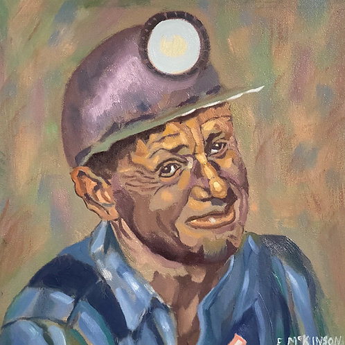 The Coal Miner - Larry the Buggy Operator