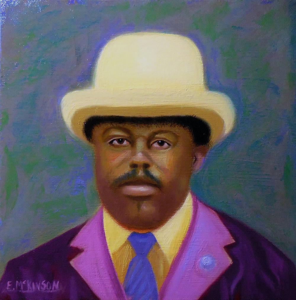 Marcus Mosiah Garvey Jr, ONH