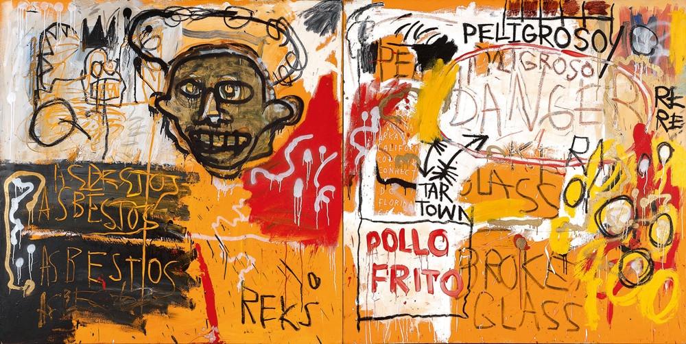 Jean‐Michel Basquiat, Untitled Pollo Frito