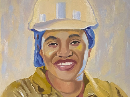 Coal Miner - Rosa The Mine Safety Manager