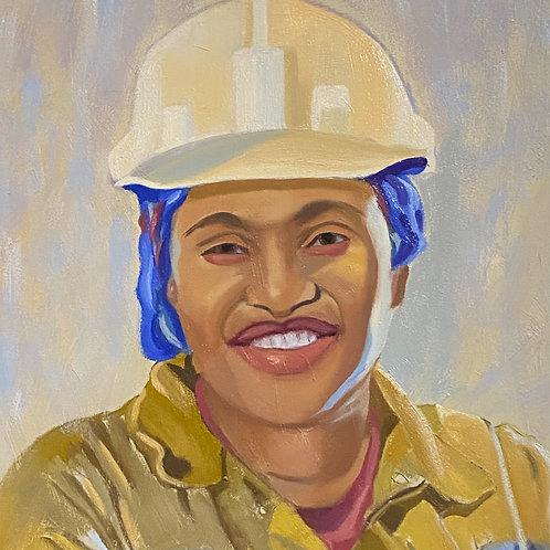Coal Miner - Rosa, Mine Safety Manager