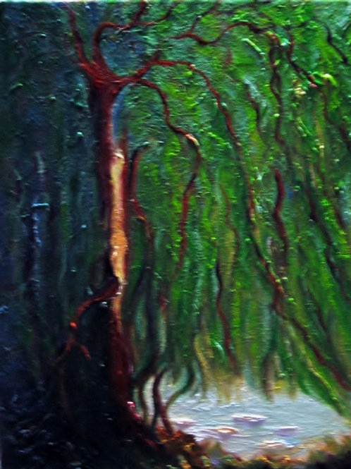 Weeping Willow I
