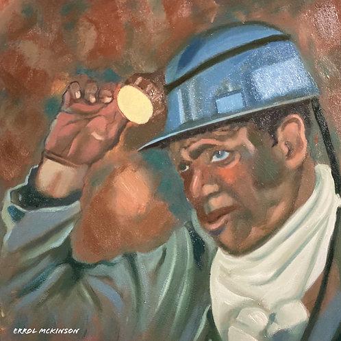 Coal Miner - Benjamin, The Hewer