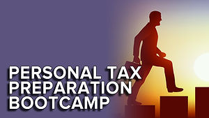 Personal Tax Preparation Bootcamp_1280x7