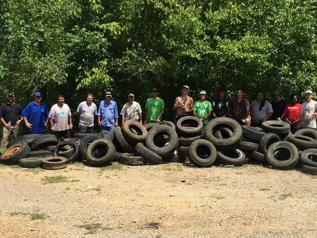 2016 Cleanup brings nearly 32 tons of trash from Valley Creek