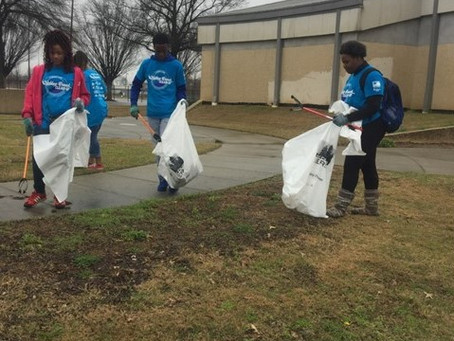 Birmingham area volunteers lend a hand for Valley Creek