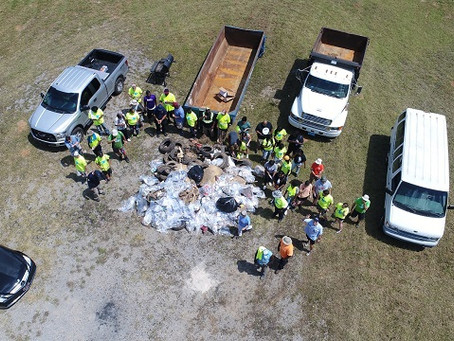 Valley Creek, Renew Our Rivers cleanup reaps trash and fellowship